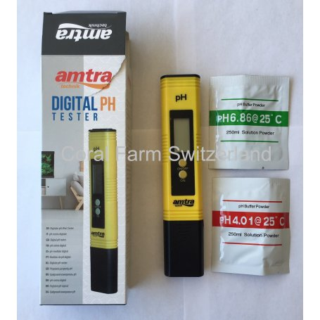 Amtra testeur digital, sonde PH mètre