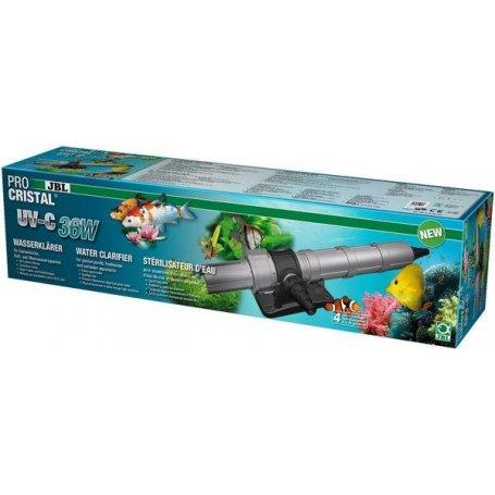 Stérilisateur pour aquarium de 1500 à 3000 lt,  JBL ProCristal UV-C 36W