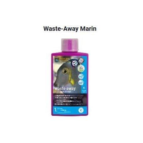 Aquarium Systems - Waste Away - bactéries de filtration
