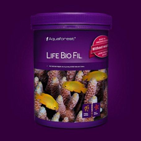 Life Bio Fil Aquaforest, bactéries