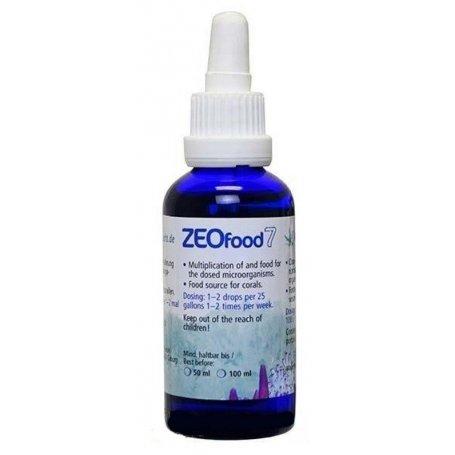 ZEOfood 7, vitamines, Korallen-Zucht