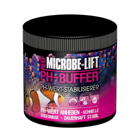 PH Buffer, stabilise le PH, Microbe Lift