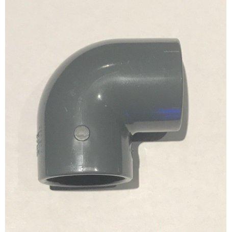"""PVC Coude 90° """"Elbow"""" art 225010 à 225063"""