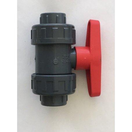 PVC Robinet à billes, art 2100010 à 2100016