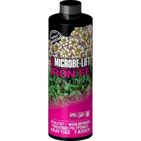 Iron, complément Fer, Microbe Lift
