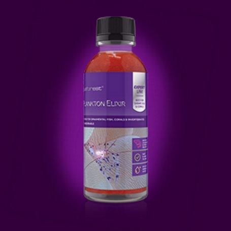 AF Plankton Elixir, pour poissons, coraux et invertébrés