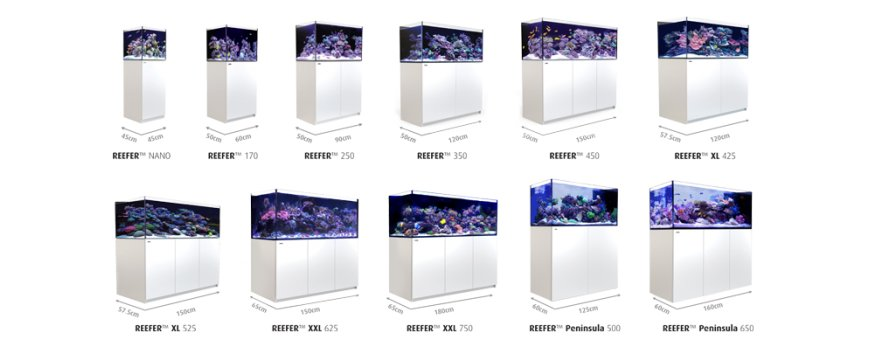 Red Sea Aquarium Systems Reefer