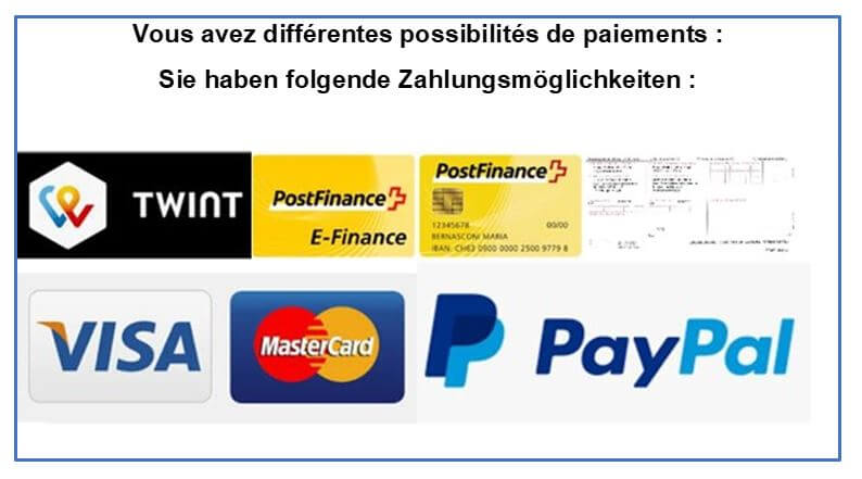 Paiement | coral-farm-switzerland.ch